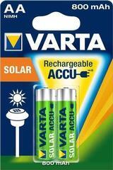 Varta HR06 NiMH 800mAh Solar 2 Pack
