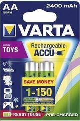Varta HR06 NiMH 2400mAh R2U Toys 2 Pack