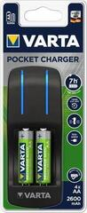Varta Pocket Charger 4xAA 2600mAh