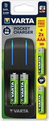 Varta Pocket Charger 4xAA 2100mAh + 2xAAA 800 mAh