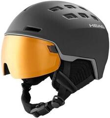 Head Radar Pola Black