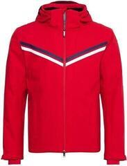Head Drift Jacket Men Red/White
