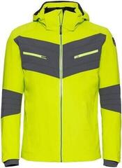Head Rebels Jacket Men Lime/Anthracite