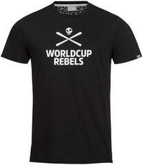 Head Race T-Shirt Men Black