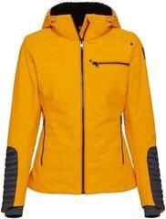 Head Rebels Jacket Women Orange/Anthracite