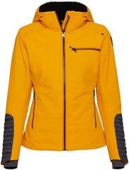 Head Rebels Jacket Women Orange/Anthracite
