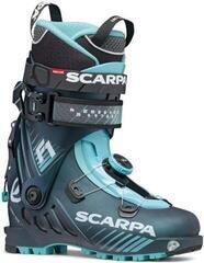 Scarpa F1 Womens Anthracite/Aqua 215