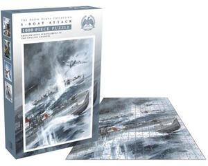 Bellica S-Boat Attack (1000 Piece Jigsaw Puzzle)