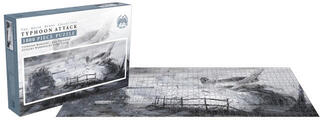 Bellica Typhoon Attack (1000 Piece Jigsaw)