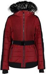 Luhta Ersta Womens Ski Jacket Red