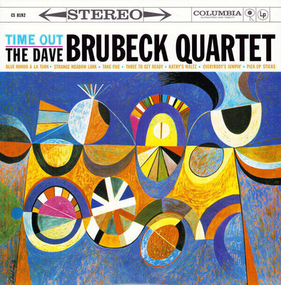 Dave Brubeck Time Out (2 LP)