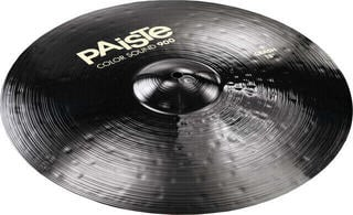 Paiste 900 CS Black Crash 18''