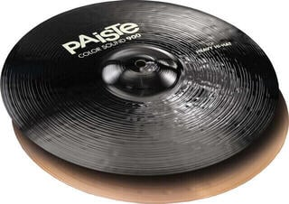 Paiste 900 CS Black Heavy Hi-Hat 15''