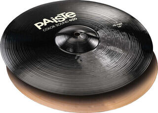 Paiste 900 CS Black Hi-Hat 14''