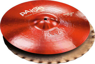 Paiste 900 CS Red Sound Edge Hi-Hat Bottom 14''