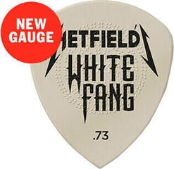 Dunlop 0.73 Hetfield's White Fang