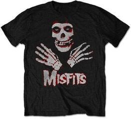 Misfits Hands Kids T-Shirt Black (7 - 8 Years)