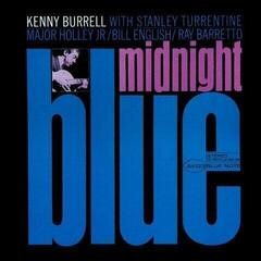 Kenny Burrell Midnight Blue (LP) 180 g