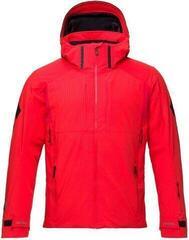 Rossignol Aeration Mens Ski Jacket Crimson