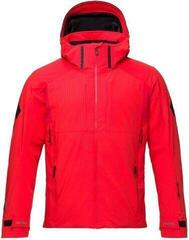 Rossignol Aeration Mens Ski Jacket Crimson
