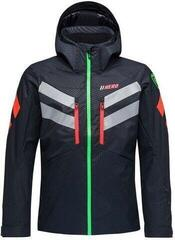Rossignol Hero Mens Ski Jacket Dark Blue