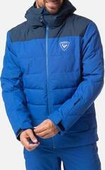Rossignol Rapide Mens Ski Jacket Blue
