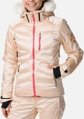 Rossignol Depart Basalt Womens Ski Jacket Pink