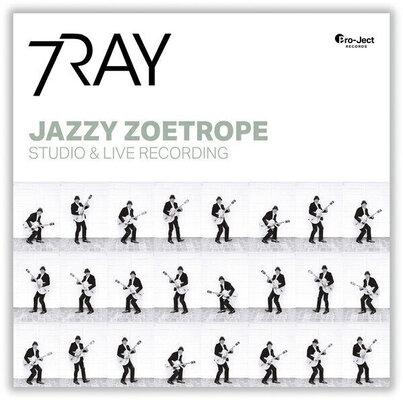7Ray Jazzy Zoetrope Studio & Live Recording (2 LP)