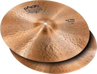 Paiste 2002 Big Beat Hi-Hat Bot 15''