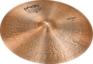 """Paiste 2002 Big Beat Ride Cymbal 18"""""""