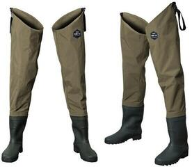 Delphin Waders Hron Brown