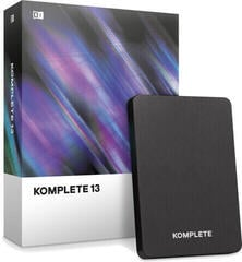 Native Instruments KOMPLETE 13 Software de studio Plug-In Efect