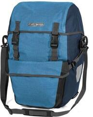 Ortlieb Bike Packer Plus Denim/Steel Blue