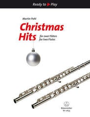Bärenreiter Christmas Hits for 2 Flutes Music Book