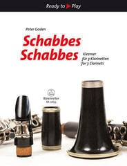 Bärenreiter Klezmer for 3 Clarinets