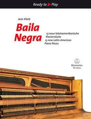 Bärenreiter 13 new Latin-American Piano Pieces