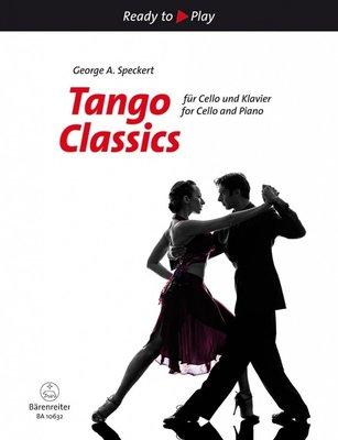 George A. Speckert Tango Classic for Cello and Piano