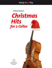 Bettina Bocksch Christmas Hits for 2 Cellos