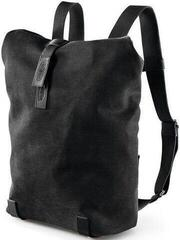 Brooks Pickwick Canvas Black 12L