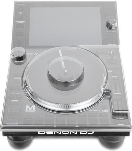 Decksaver Denon DJ Prime SC6000 & SC6000M CVR Capac de protecție pentru player DJ