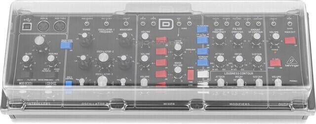 Decksaver Behringer Model-D Cover (SOFT-FIT)