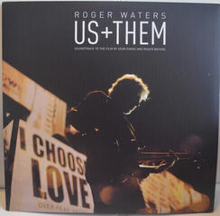 Roger Waters US + Them (3 LP)