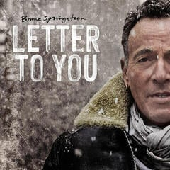 Bruce Springsteen Letter To You Music CD