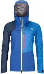 Ortovox 3L Ortler Womens Jacket Just Blue