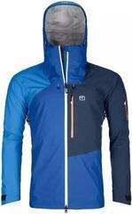 Ortovox 3L Ortler Mens Jacket Just Blue