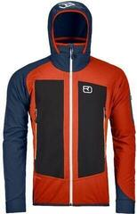 Ortovox Col Becchei Mens Jacket 20/21 Desert Orange