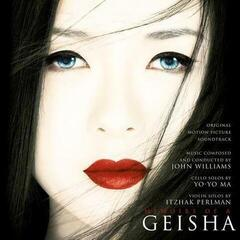 John Williams Memoirs of Geisha Original Soundtrack (2 LP) Audiofilná kvalita