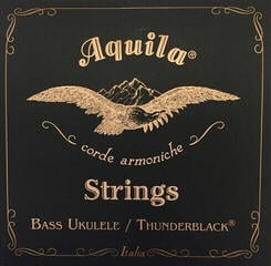 Aquila 140U Thunderblack 4 Strings