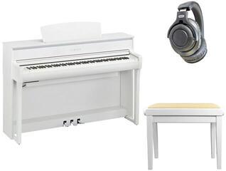 Yamaha CLP-675 WH Set