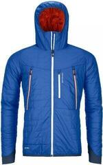 Ortovox Swisswool Piz Boè Mens Jacket Just Blue
